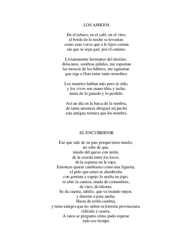 Julio Cortazar 16 Poemas
