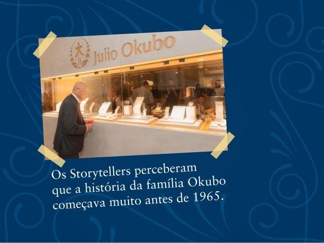 Julio Okubo: Memória Slide 2