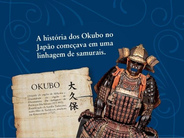 Julio Okubo: Memória Slide 3