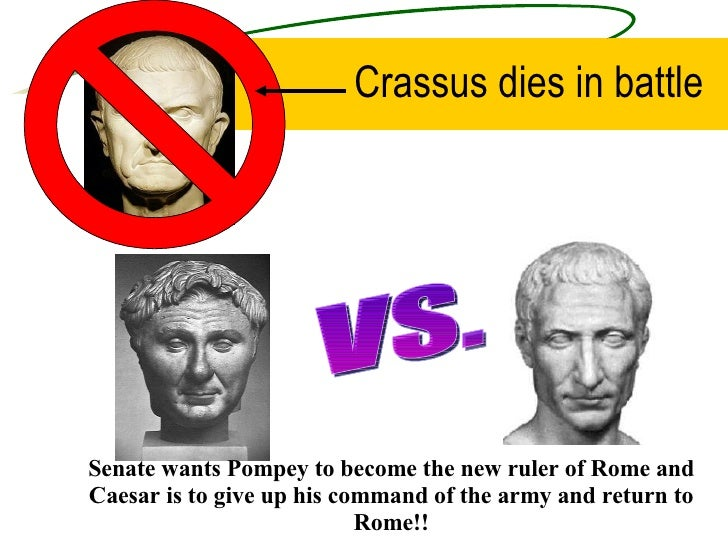 pompey and crassus relationship questions