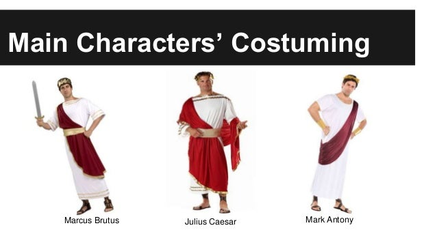 a comparison of the characters of julius caesar and marcus brutus Brutus is one of the central characters in the play 'julius caesar character of brutus in julius caesar: studycom has thousands of articles about.