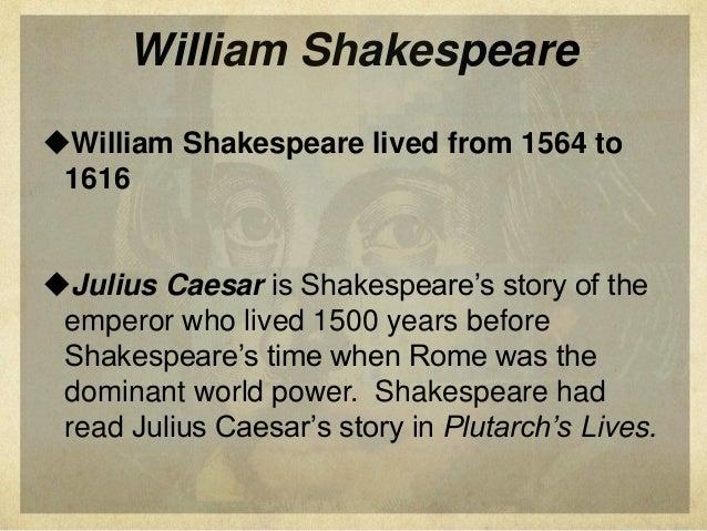 Famous Figures & Omens: Julius Caesar