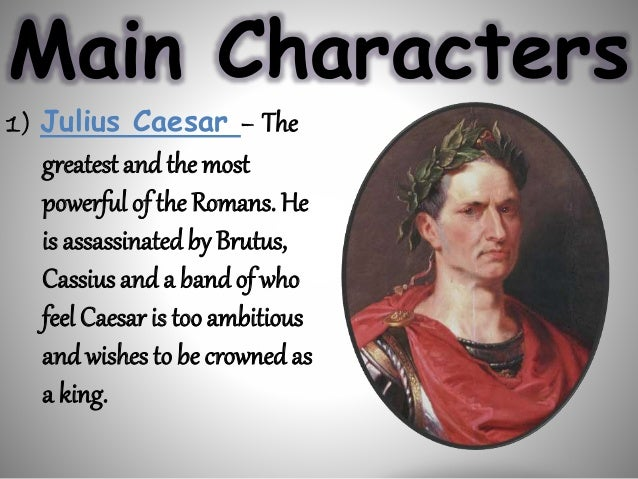 Caesar was too ambitious essay