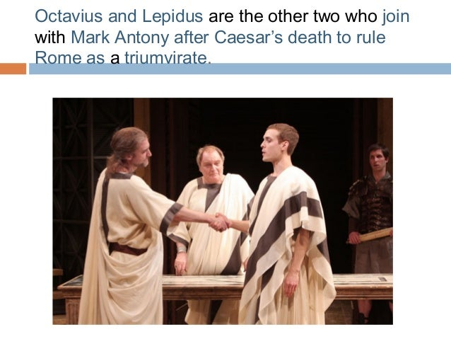 in what ways was the death of julius caesar predicted