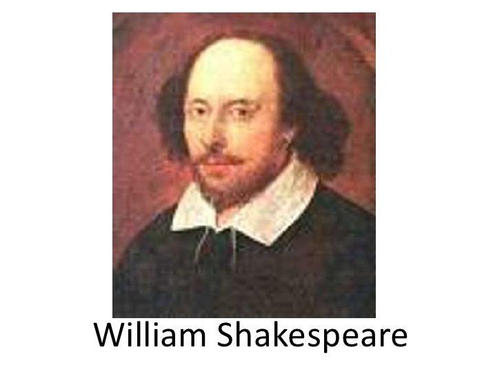 William Shakespeare<br />