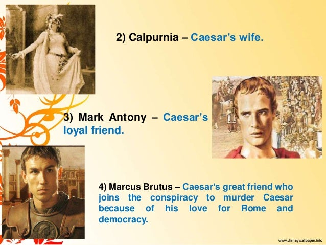 caesar and calpurnia relationship goals