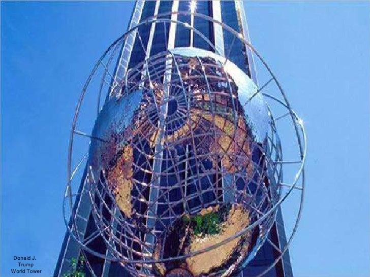 Donald J.  TrumpWorld Tower