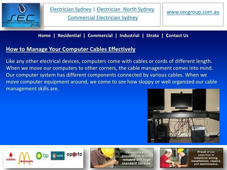 Electrician Sydney   Electrician North Sydney      www.secgroup.com.au                           Commercial Electrician Sy...