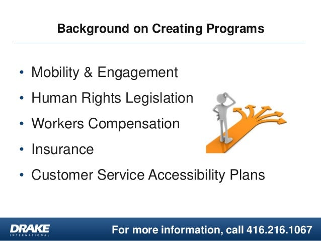 Disability management return to work plans