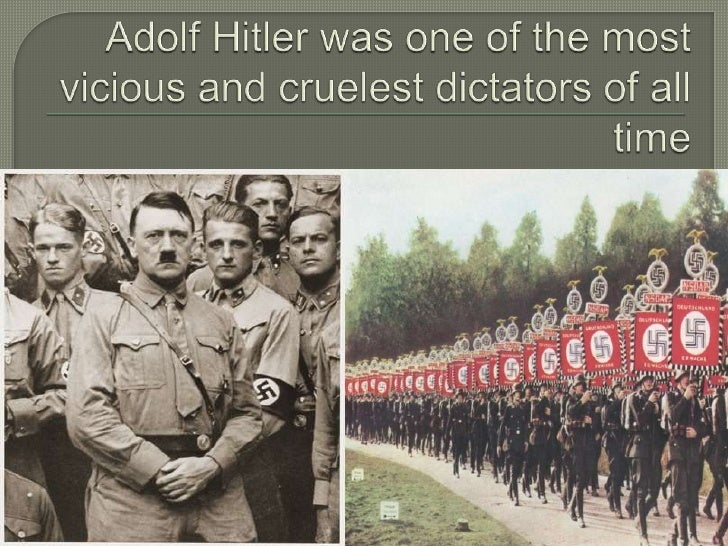 adolf hitler synopsis 2 Adolf hitler was born in the year april 20, 1889 in braunau, austria in 1903 his father, alois hitler died and in 1907 his mother, klara hitler died.