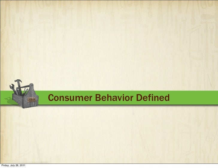 why we buy Start studying chapter 5 consumer behavior ( how and why we buy) learn vocabulary, terms, and more with flashcards, games, and other study tools.