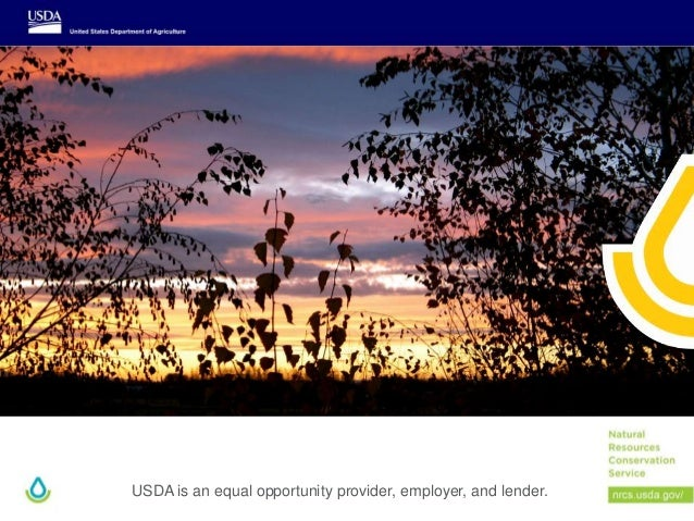 USDA is an equal opportunity provider, employer, and lender.