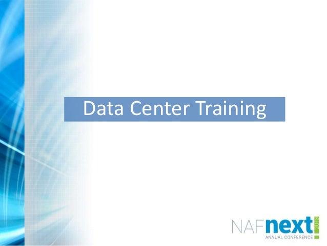 Data Center Training