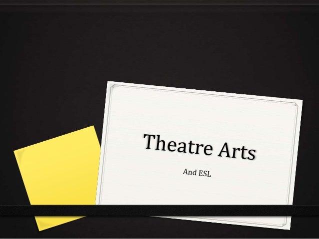 How Can Theatre Improve ESL Performance?