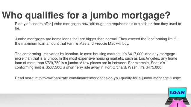 Jumbo loan mortgage leads