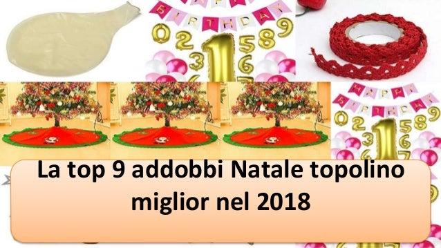 Addobbi Natale.La Top 9 Addobbi Natale Topolino Miglior Nel 2018