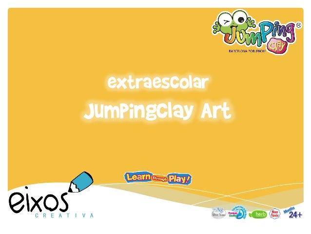 extraescolar Jumpingclay Art