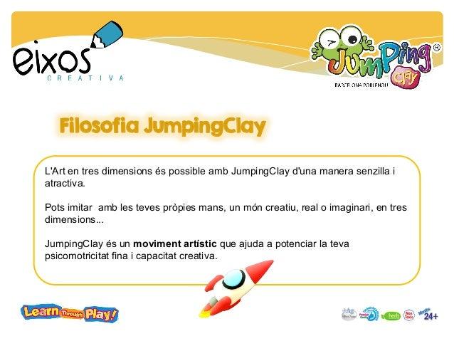 ExtraEscolar Jumpingclay Art Slide 3