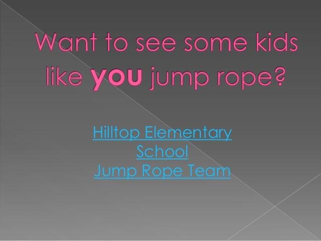 Jump Rope Slide 2
