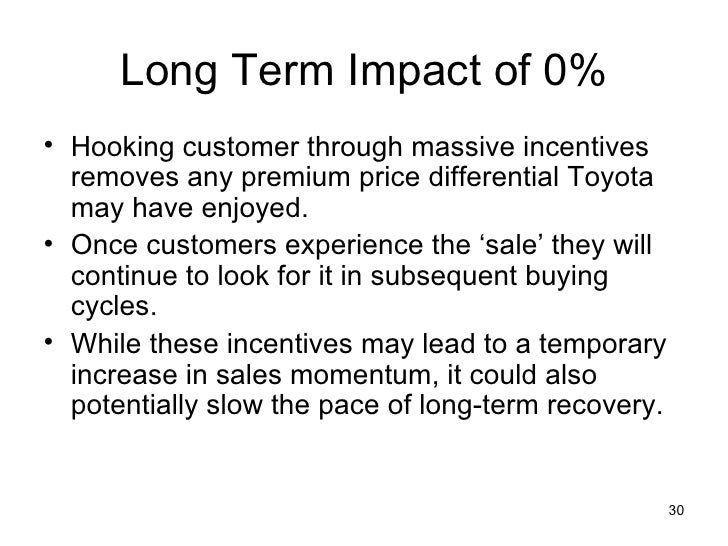 toyota recall case study analysis Toyota's case offers a number of valuable technical analysis of some of for other companies as they study how toyota emerges from this recall.