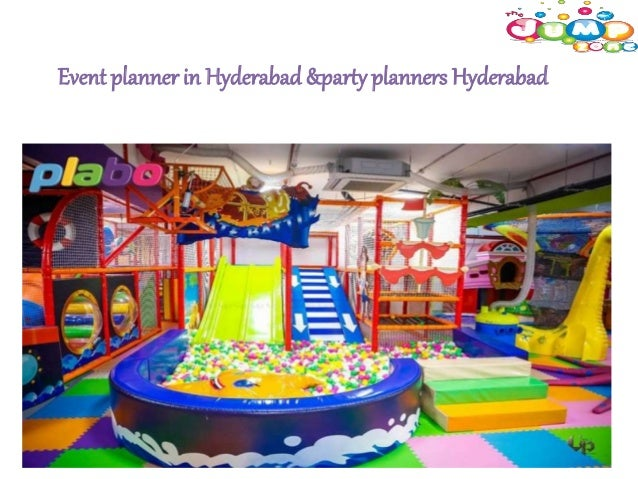 Kids Play Area In Hyderabad Kids Birthday Party Venues