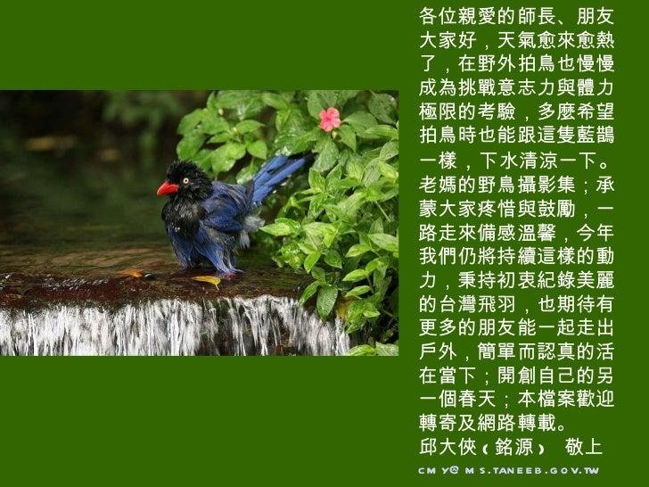 素蘭的鳥相簿-14(Jun_06) Slide 2