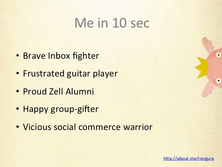 The Gifts Project Lessons - The Story of a Lean Startup Slide 3