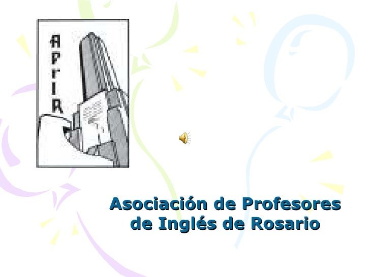 Asociación de Profesores de Inglés de Rosario