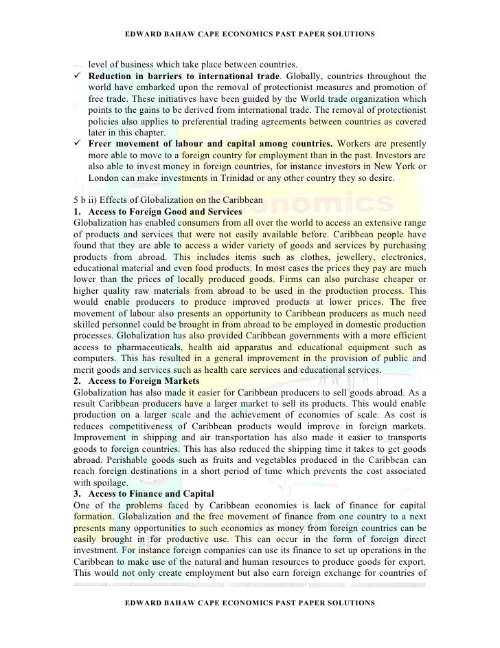 economics 13 essay Get access to home economics essays only from anti essays anti essays offers essay examples to help students with their essay writing 13.