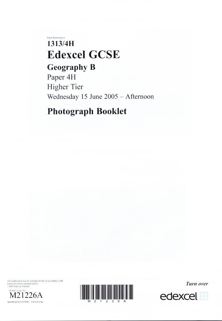June 2005 main paper resources