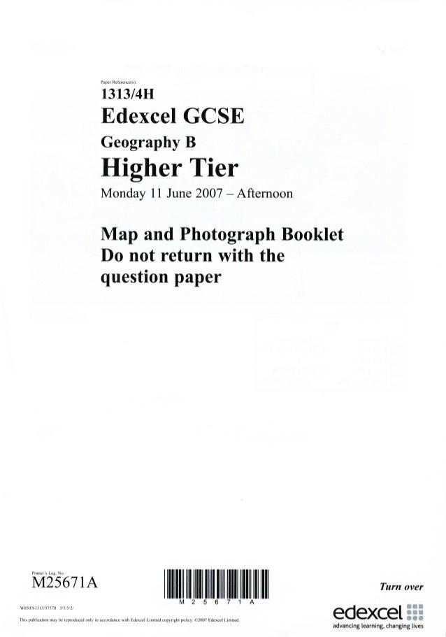 June 2007 main paper resources