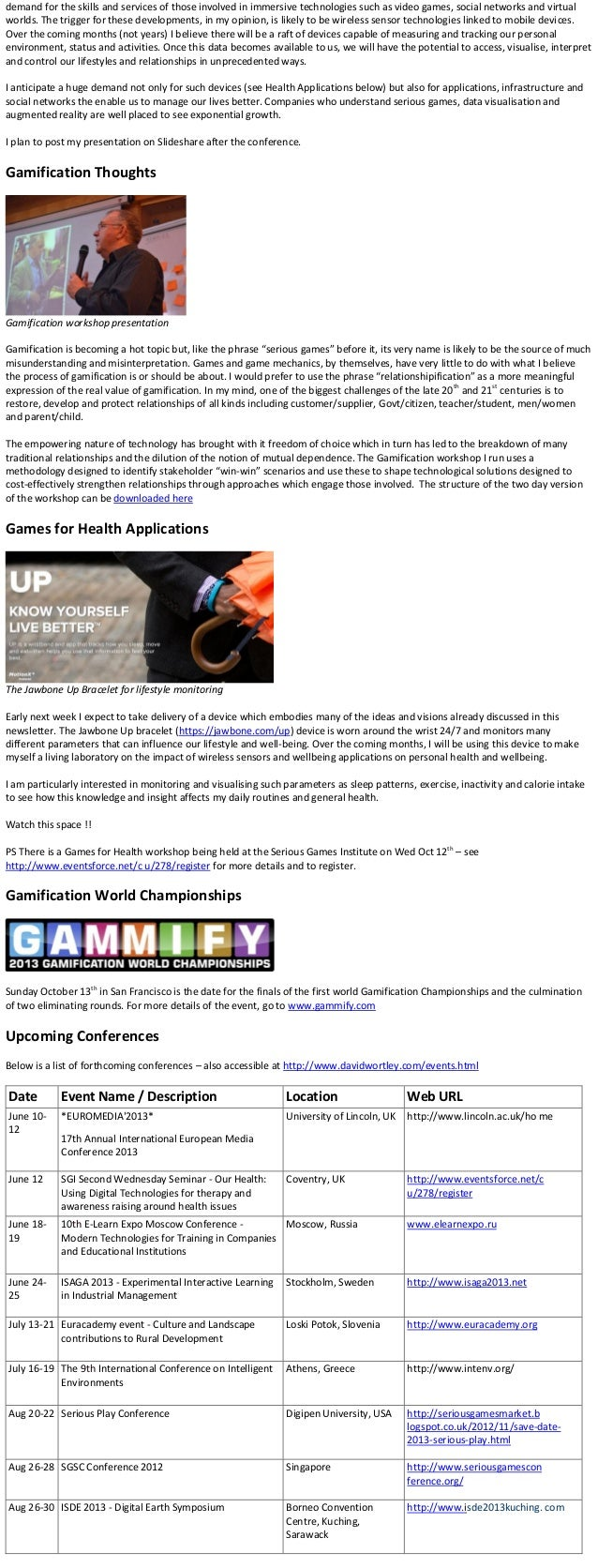 demand for the skills and services of those involved in immersive technologies such as video games, social networks and vi...