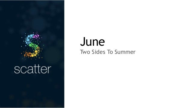 June Two Sides To Summer