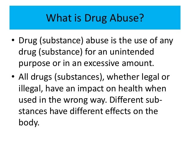 illicit and prescription drug abuse and Prescription drug abuse is a crisis that affects not only  illicit drug use and substance  prescription drug misuse/abuse risk factors .