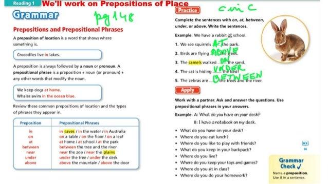June 5 Classwork