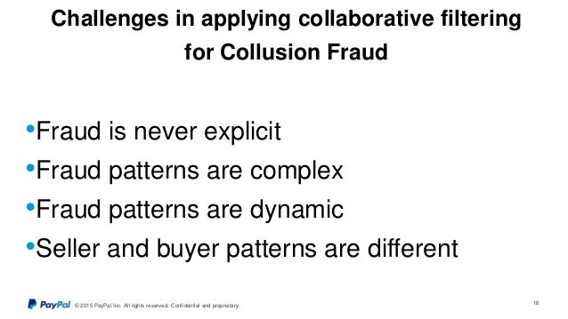 what is collusion fraud
