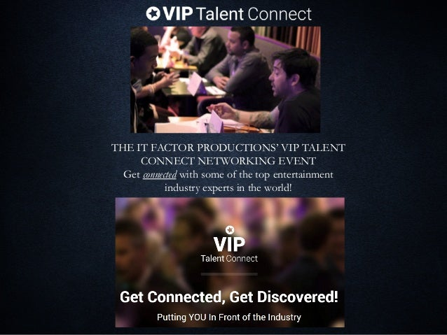 VIP Talent Connect [] Want to get Started as a Model,Actor or Musicia…