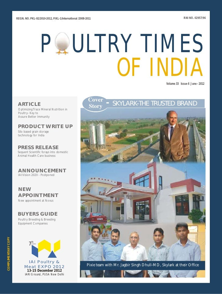 Poultry Times of India