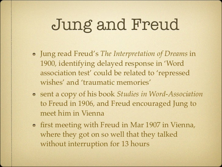 jung gardner and freud comparison Chapter 1 – sigmund freud sigmund freud was born in freiberg on may 6, 1856 he left his home in vienna in 1938 to  escape the nazis and died september 23, 1939.
