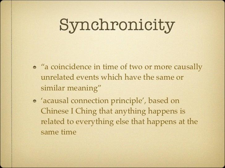 Carl Jung Synchronicity Pdf