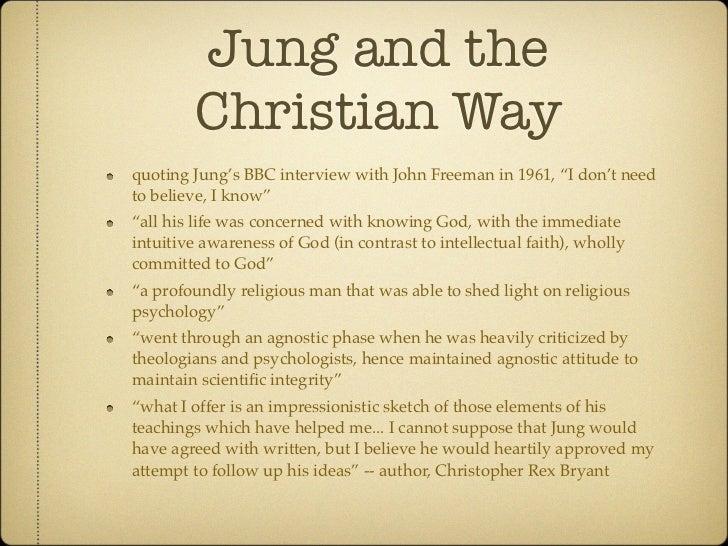 Carl jung religion essay