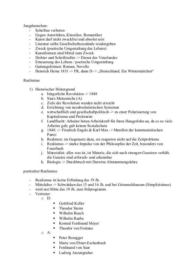 Jungdeutschen: - Schriften verboten - Gegen Autoritäten, Klassiker, Romantiker - Kunst darf nicht zweckfrei und absolut se...