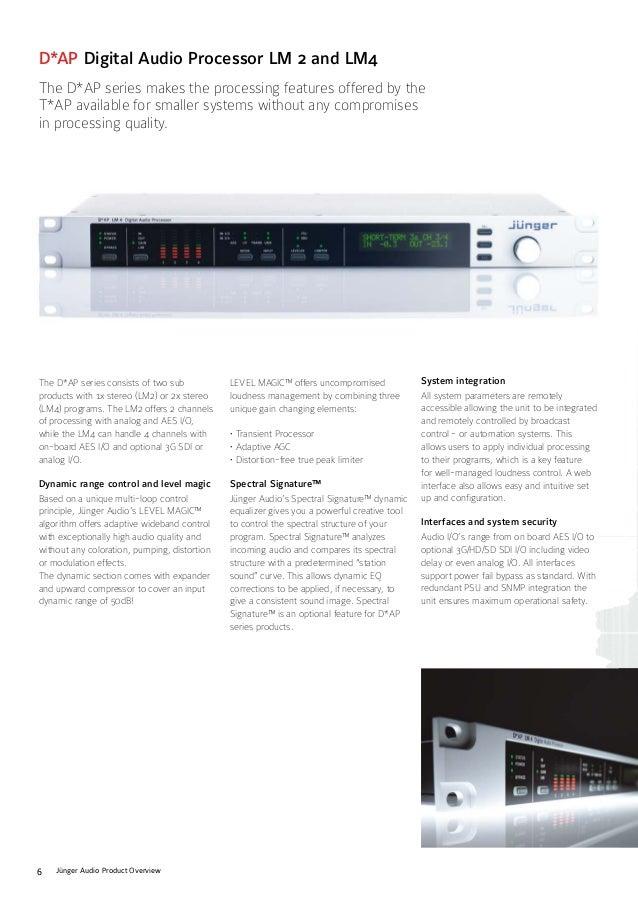 JUNGER DAP - LM4 DIGITAL AUDIO PROCESSOR WINDOWS 8 X64 DRIVER