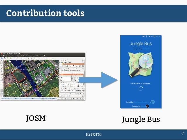 Jungle Bus: Public transport networks mapping made easy