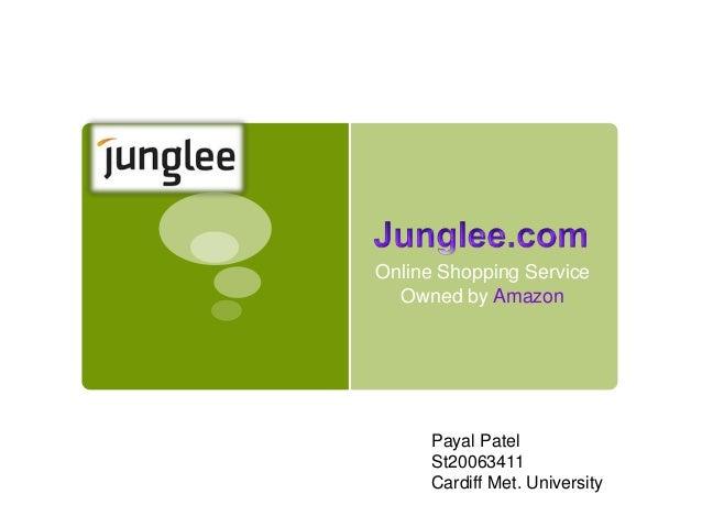 Junglee shopping online