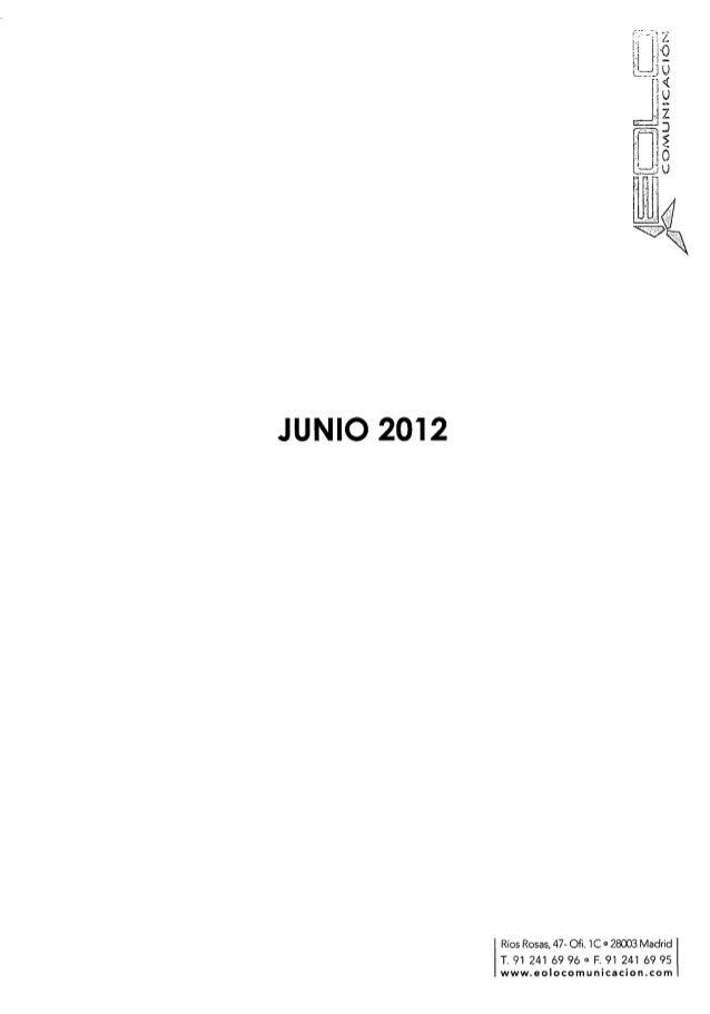 ÍNDICE           Emprendedores (junio 2012)        www.nuevaempresa.com (01.06.12)        www.lasprovincias.es (01.0...