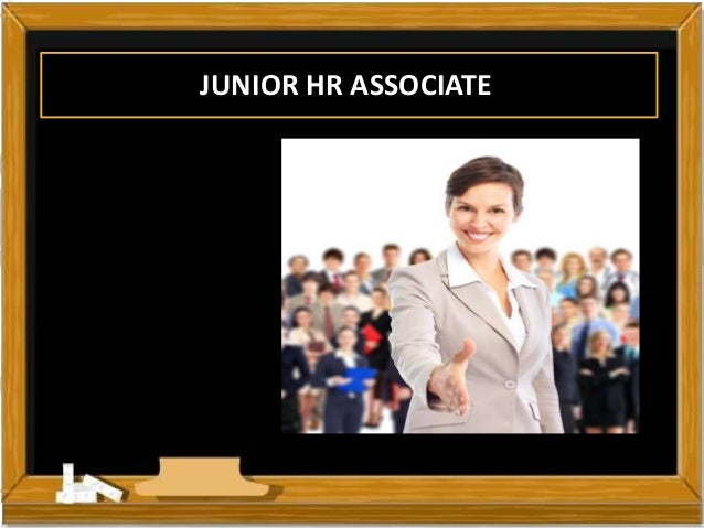 Image result for Junior HR