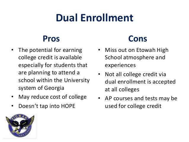 dual enrollment vs ap Ap vs dual enrollment  advanced placement classes with dual enrollment download attached document ap/dual enrollment for a list of ap and dual enrollment.