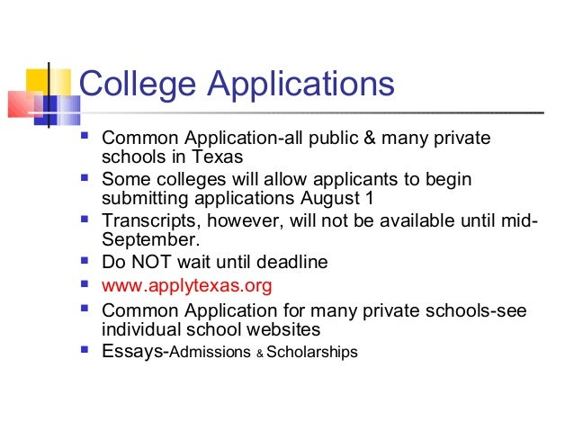 texas common application essays 2013 Browse and read texas common application essay topics 2013 texas common application essay topics 2013 bargaining with reading habit is no need reading is not kind of.