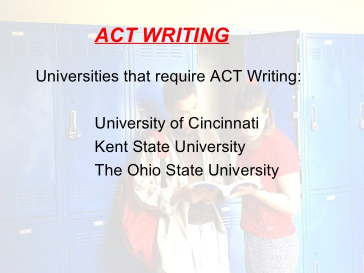 University of cincinnati application essay